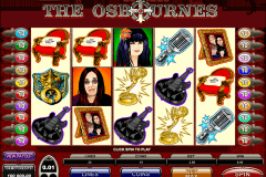 the osbournes microgaming kolikkopelit