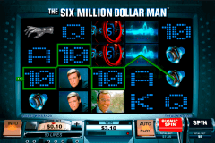 the si million dollar man playtech kolikkopelit