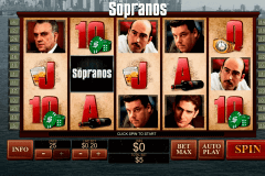 the sopranos playtech kolikkopelit