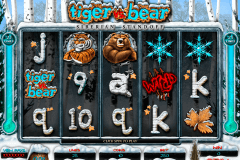 tiger vs bear genesis kolikkopelit