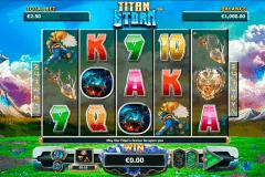 titan storm netgen gaming kolikkopelit
