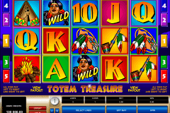 totem treasure microgaming kolikkopelit