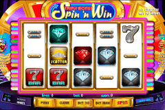 triple bonus spin n win amaya kolikkopelit