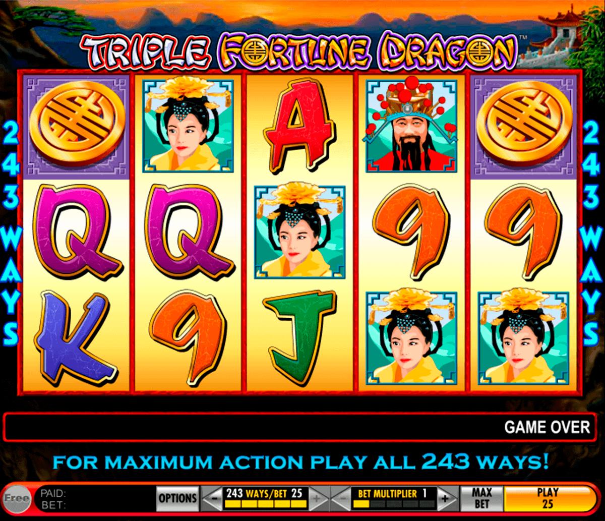 triple fortune dragon igt kolikkopelit