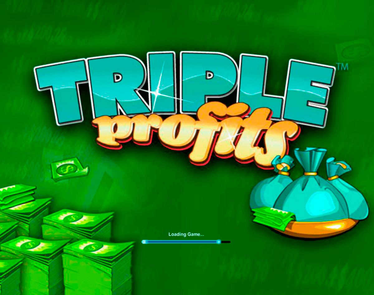 triple profits playtech kolikkopelit