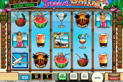 tropical holiday playn go kolikkopelit