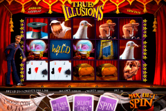 true illusions betsoft kolikkopelit