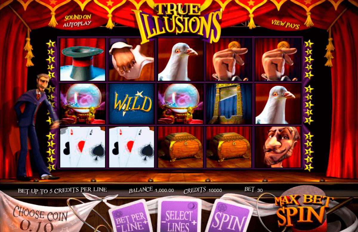 true illusions betsoft kolikkopelit
