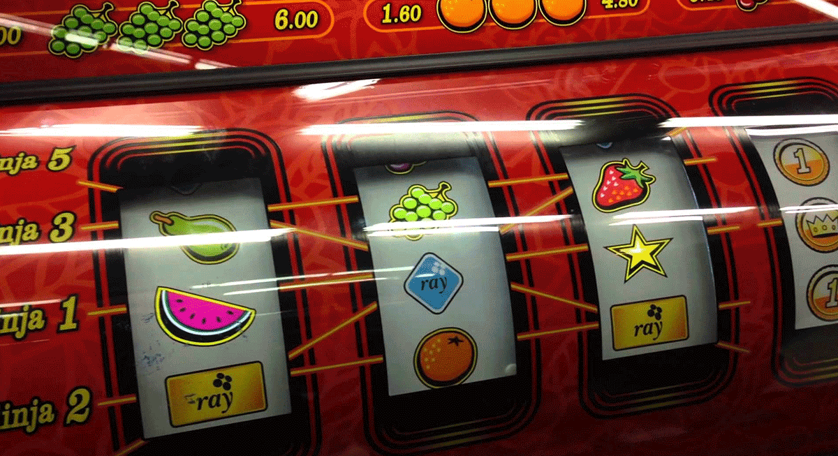 Slot machines for home use