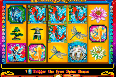 water dragons igt kolikkopelit