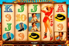 western belles igt kolikkopelit