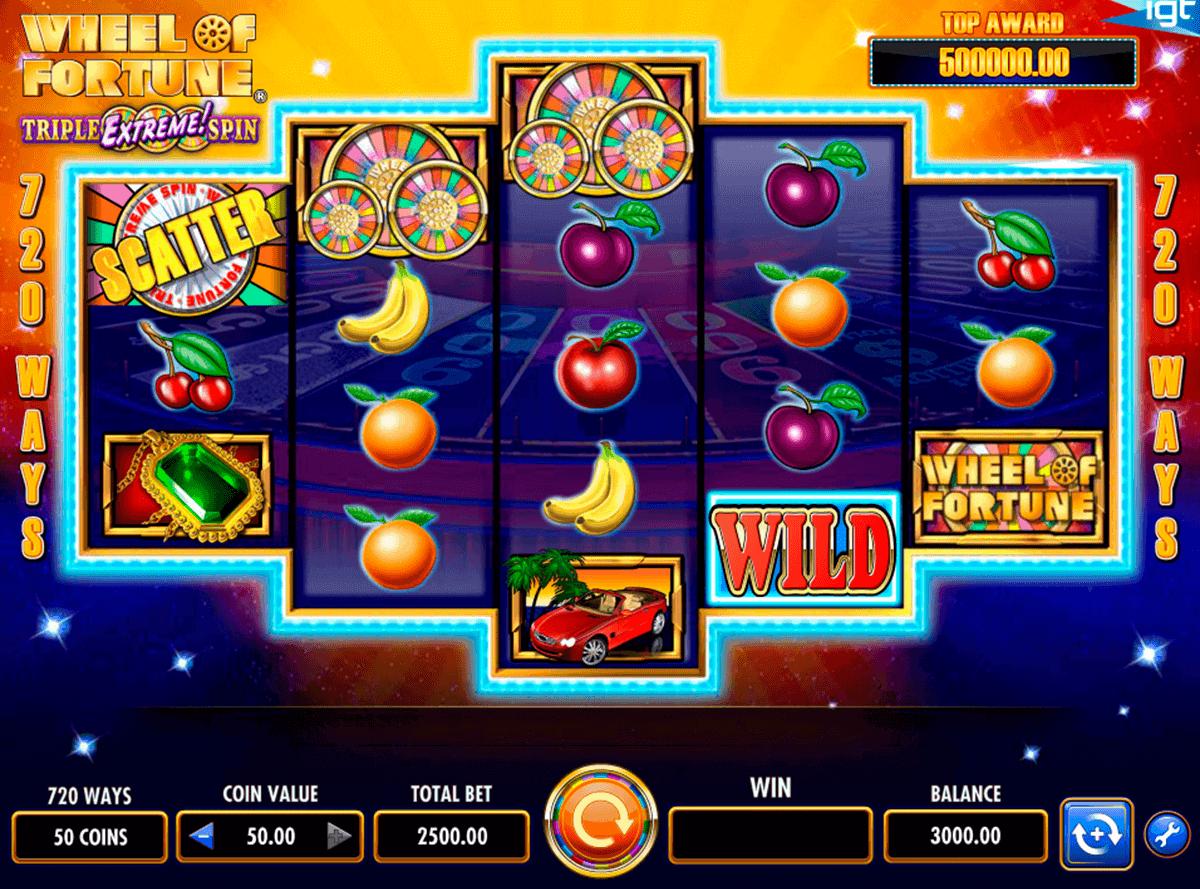 wheel of fortune igt kolikkopelit