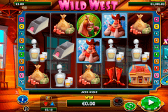 wild west netgen gaming kolikkopelit