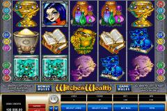 witches wealth microgaming kolikkopelit