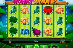 wonky wabbits netent kolikkopelit