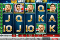 world football stars  playtech kolikkopelit