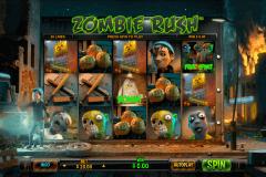 zombie rush leander kolikkopelit