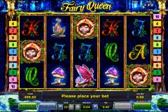 fairy queen novomatic kolikkopeli