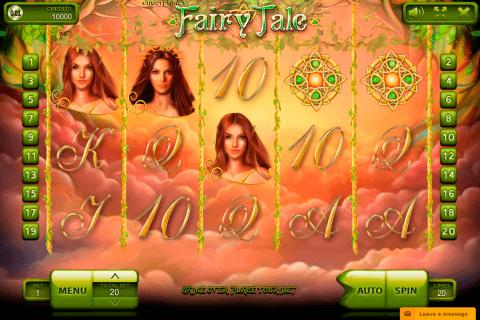 fairytale endorphina kolikkopeli