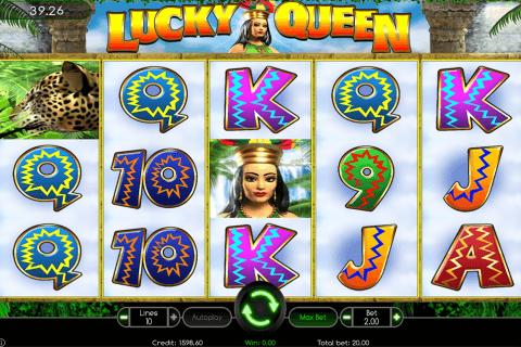 lucky queen wazdan kolikkopeli