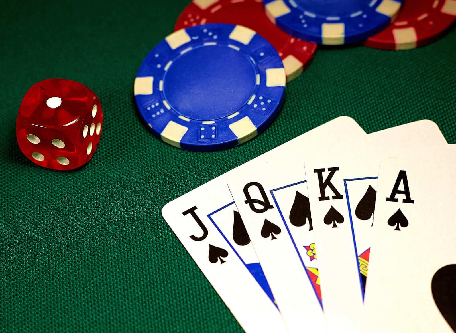 Pokeri Rahapeli Kasino