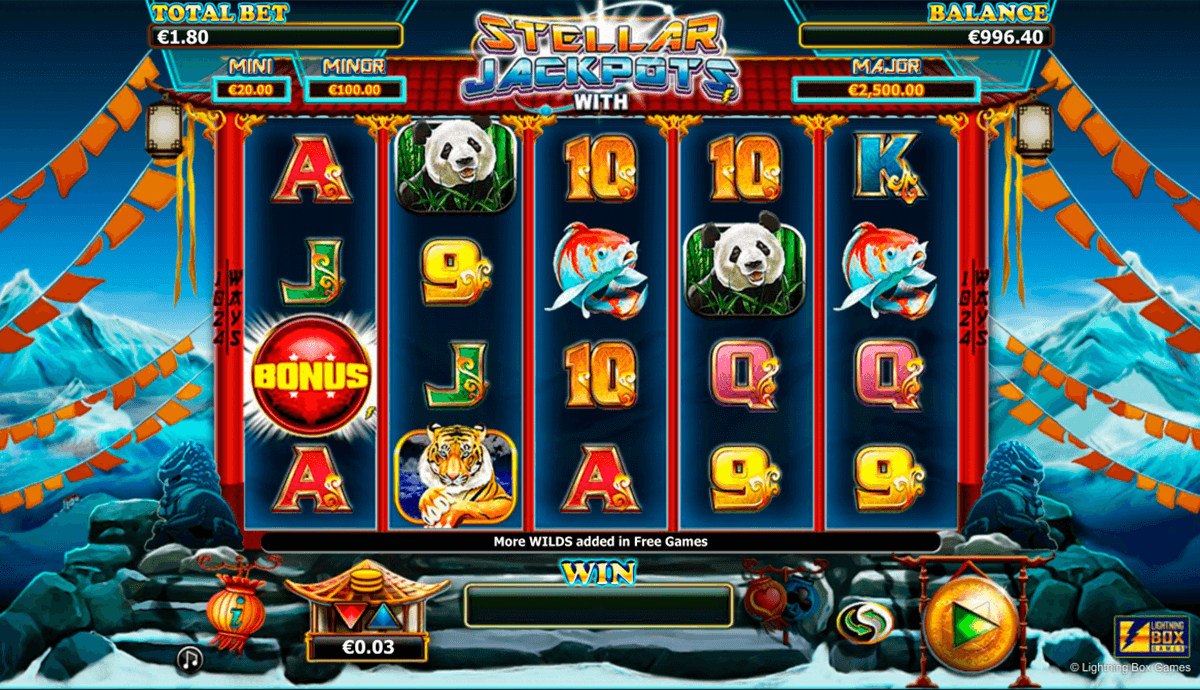 stellar jackpots with more monkeys lightning box kolikkopeli