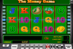 the money game novomatic kolikkopeli